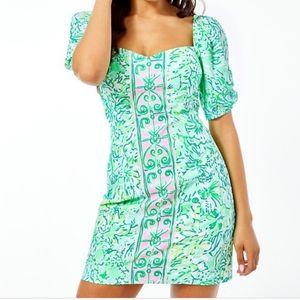 NWT Lilly Pulitzer Daniella Stretch Dress
